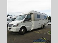 Used 2015 Leisure Travel Unity U24TB Motor Home Class B+ - Diesel at Johnson RV | Sandy, OR | #10378H