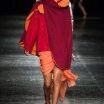 Prabal Gurung F/W 2014-15. New York Fashion Week.