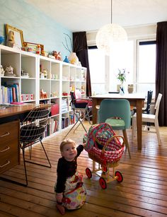 Previous home, pictures for Viva mama magazine by photographer Marloes Barnhoorn & stylist Bern Veenhof.