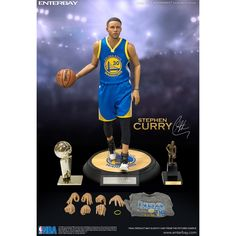 1/6 Scale Stephen Curry