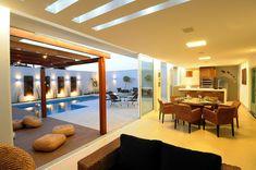 CasaPRO: 25 áreas externas para aproveitar o feriado em casa - Casa