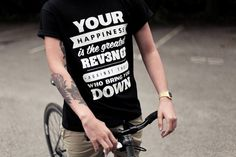 Shirts by Revenge Clothing. More on http://lookslikegooddesign.com/shirts-revenge-clothing/