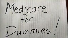 Are you new to Medicare? Turning Medicare for Dummies will help you determine what steps you need to take in order to make the right decision. Retirement Strategies, Retirement Advice, Retirement Benefits, Retirement Planning, Elderly Activities, Dementia Activities, Craft Activities, Physical Activities, Senior Activities