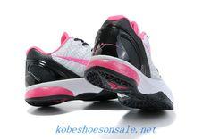 Nike Zoom Kobe 6 Kids Basketball Shoes Grey Pink Black cba15e1d2d