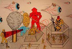 Motohiro Hayakawa : Untitled | Artworks | Tokyo Illustrators Society (TIS) http://en.tis-home.com/motohiro-hayakawa/works/1