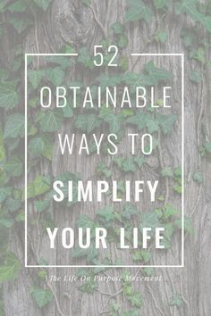 Would you like to live at comfortable pace + spend more time with the people you love? #simplicity #stresselief #happiness #persoanlgrowth #minimalism