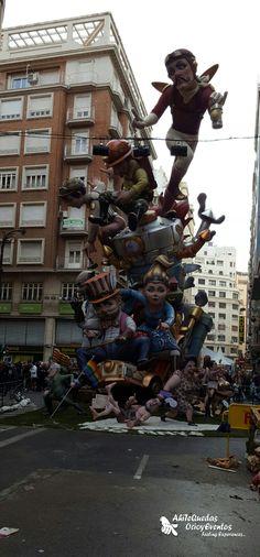Viaje a las Fallas de Valencia 2016, 19 de Marzo www.AhitequedasOcioyEventos.com
