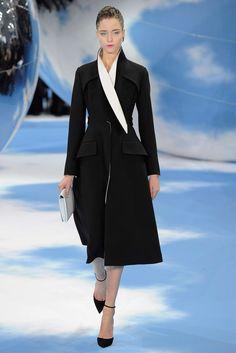 Los desfiles y looks top de la semana de la moda en París: Christian Dior Otoño 2013