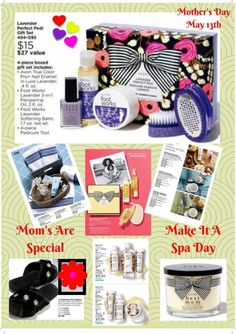 May 13 is Mother's Day!🌹There's still time to place your order!🌸Visit my eStore at www.youravon.com/atokuda or ask me for a brochure today!😊Remember Mom on her special day!!🌷🌹🌻 #avon #msavonlady808 #avonmothersday