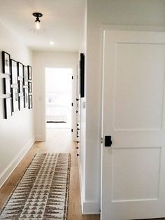 2-Flat-Panel-Primed-Mission-Shaker-Stile-amp-Rail-Solid-Core-MDF-Doors-Door-Slabs
