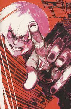 Sui Ishida, Tokyo Ghoul, Tokyo Ghoul [zakki], Ken Kaneki