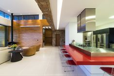 Image 30 of 37 from gallery of Material Focus: RPII Residence by Gustavo Arbex Architects. Photograph by Favaro Jr.