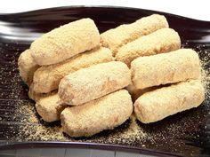 昔懐かしい『きなこ棒』を、小麦粉とおからで作ります。子どもからお年寄りまでが喜ぶこと間違いなしの、食物繊維たっぷり!健康おやつです。