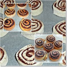 Cake Cookies, Doughnut, Breakfast Recipes, Bakery, Cheesecake, Muffin, Sweets, Bread, Foods