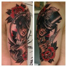 A selection of work, from one of the featured artists at the North East Tattoo Expo 2014, held at The Arc Stockton on the 14th -15th June 2014 http://www.northeasttattooexpo.co.uk #northeasttattooexpo #tattoo #northeast #tattooartist #tattooconvention #tattoos #alexbage #fatpanda