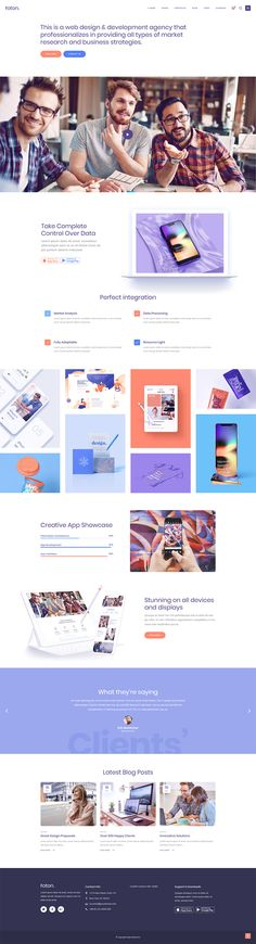 Landing - Foton WordPress theme is the cutting-edge solution you've been waiting for for your brand new tec - Tech Websites, App Landing Page, Simple Website, Create Your Website, Shop Layout, Start Up Business, Design Development, Wordpress Theme, Web Design