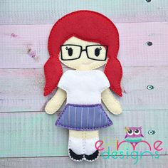 PhoebeDollEmbroidery Design File You will receive the doll and the outfit pictured. SIZES: 5×7 A color chart and PDF photo instructions are included. Formats offered:DSTEXPJEFHUSPESVIPXXXIf you need a different format, please contact us and we will try to work with you.This is a design file. This is NOT the finished product. You will need an …
