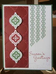 NICE Christmas Card - Mosaic Madness