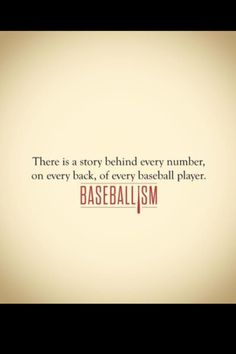 Baseballism Quote