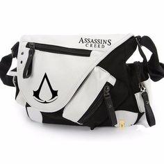 New Arrival Assassin's Creed Shoulder bag - BlackCooperMarket