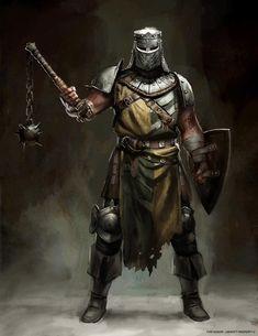 Fantasy Warrior, Fantasy Rpg, Warhammer Fantasy, Medieval Fantasy, Dark Fantasy, Woman Warrior, For Honor Characters, Dnd Characters, Fantasy Characters