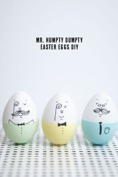 Repinned: Humpty Dumpty #Easter eggs