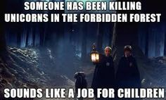 I love J.K. Rowling, but this does make me laugh