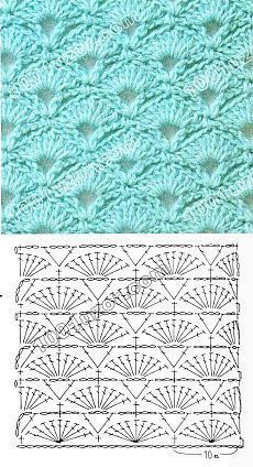 Watch This Video Beauteous Finished Make Crochet Look Like Knitting (the Waistcoat Stitch) Ideas. Amazing Make Crochet Look Like Knitting (the Waistcoat Stitch) Ideas. Crochet Motifs, Crochet Diagram, Crochet Stitches Patterns, Crochet Chart, Crochet Doilies, Crochet Lace, Free Crochet, Stitch Patterns, Knitting Patterns