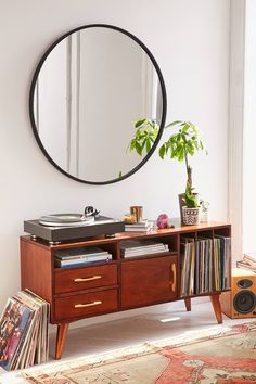 Shop Umbra Oversized Hub Mirror at Urban Outfitters today. We carry all the latest styles, colors and brands for you to choose from right here.