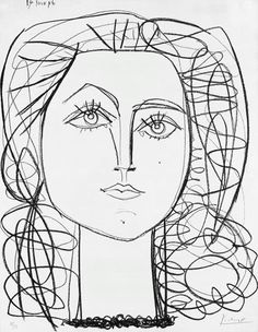 Many of my favorite works by Spanish master Pablo Picasso are his seemingly simple line drawings....