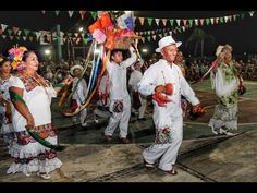 #Hopelchén Tradicional Angaripola y Vaquería de la Feria Decembrina 2016