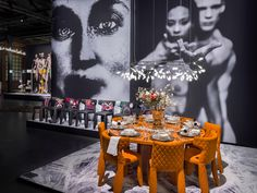 Movie: Marcel Wanders on new designs at Moooi's Milan show