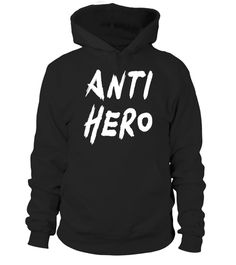 "# Anti Hero TV Movie Lover Character Tshirt .  Special Offer, not available in shops      Comes in a variety of styles and colours      Buy yours now before it is too late!      Secured payment via Visa / Mastercard / Amex / PayPal      How to place an order            Choose the model from the drop-down menu      Click on ""Buy it now""      Choose the size and the quantity      Add your delivery address and bank details      And that's it!      Tags: This Anti Hero shirt is perfect for any…"