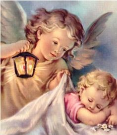 little guardian angels - Bing Images Guardian Angel Pictures, Your Guardian Angel, Gardian Angel, Baby Engel, Angel Drawing, I Believe In Angels, Angels Among Us, Angel Art, Christmas Angels