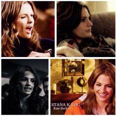 Many faces of Stana