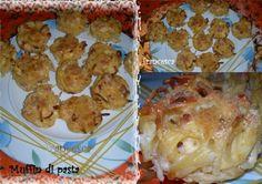 muffin di pasta