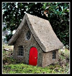 Delightful Fairy Garden Houses, Gnome Homes U0026 Collectible Gardens Cottages