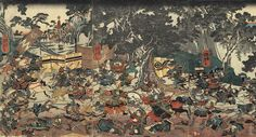 Onin War  (1467–77), civil war in the central Kyōto region of Japan, that began in the Ōnin period (1467–68) and was a prelude to a prolonged period of domestic strife (1490–1590). It led to the end of the manorial system and hastened the rise of the great territorial magnates, or daimyo. The war originated in rivalry between Hosokawa Katsumoto, prime minister (1452–64) for the shogun Ashikaga Yoshimasa, and Yamana Mochitoyo, whose family were powerful landowners in the western Honshu…