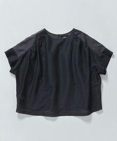 Kitica(キチカ)の〈cokitica〉 U line ノーブルシャツ(シャツ/ブラウス) 詳細画像