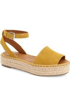 SARTO by Franco Sarto 'Ravenna' Espadrille Platform Sandal (Women) available at…