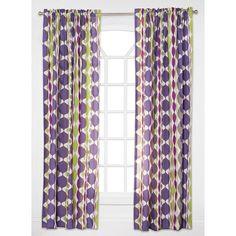 Crayola®: Be Jeweled Curtain Panel : Target