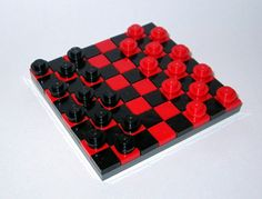 LEGO Checkers