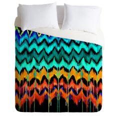 Holly Sharpe African Essence Duvet Cover   DENY Designs Home Accessories