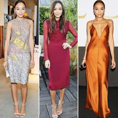 Happy 33rd Birthday, Ashley Madekwe! See Her Most Stylish Moments  #InStyle