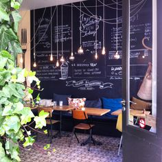ICI bio cantine, Brussels | smarksthespots.com #seemybrussels