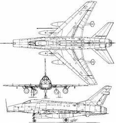 North American F-100 Super Sabre - Google Search