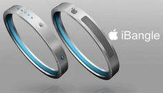 Would you buy an iPod you can wear on your wrist? Check out the iBangle concept, as well as iPod Watch options that you can buy now. Phone Gadgets, Tech Gadgets, Cool Gadgets, Latest Gadgets, Amazing Gadgets, Gifts For Teen Boys, Gifts For Teens, Cool Technology, Technology Gadgets