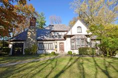 This property is listed at $440,000. Unique well crafted stone and timber Tudor built in 1920 and situated on a private lane in the north of Gaslight Clifton; proudly  owned by one family for 75 years. Numerous features include sunken living room w/ marble entry, beamed ceiling, rare enlarged  hearth and adjoining screened porch. Open and well integrated floor plan flooded w/ light. 4 Rural Ln Cincinnati Clifton OH 45220 (MLS# 1478244) - Comey & Shepherd Realtors