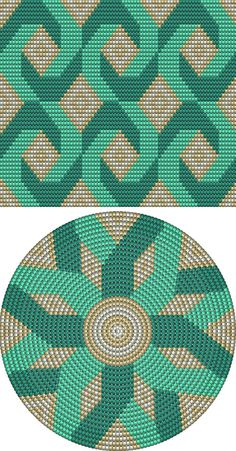 Resultado de imagen de tapestry crochet motifs mochila