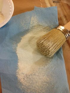 The Empty Nest: ~how to dry brush with Chalk Paint® by Annie Sloan or I've been framed! and extras ~